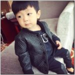 Infant Boy Leather Jacket