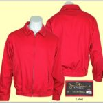 James Dean Red Windbreaker Jacket