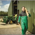 John Deere Jackets Uk