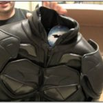 Kevlar Batman Motorcycle Jacket