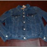 Levis Denim Jacket Womens Ebay