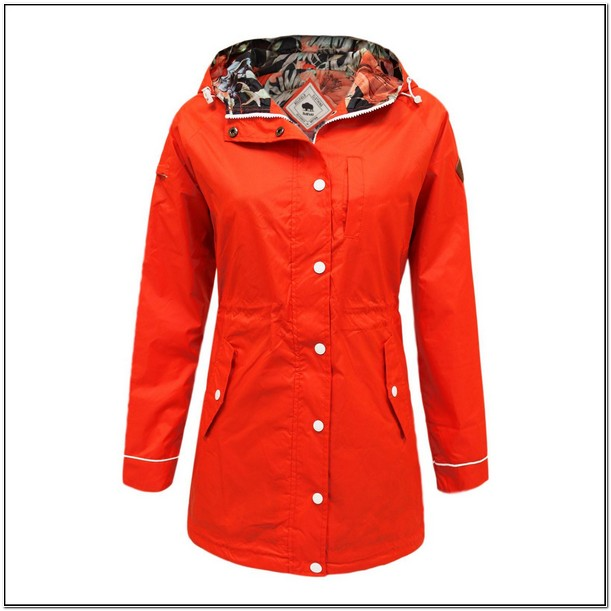 Light Waterproof Jacket Womens