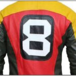 Magic 8 Ball Leather Jacket