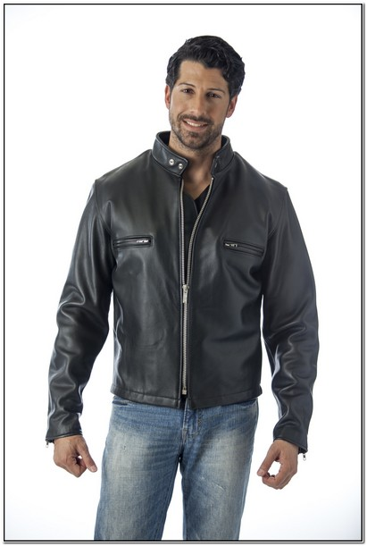 Mens Leather Motorcycle Jackets Big And Tall