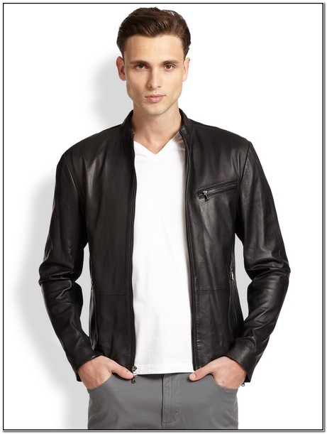 Michael Kors Mens Jackets Black