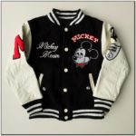 Mickey Mouse Leather Jacket For Toddlers