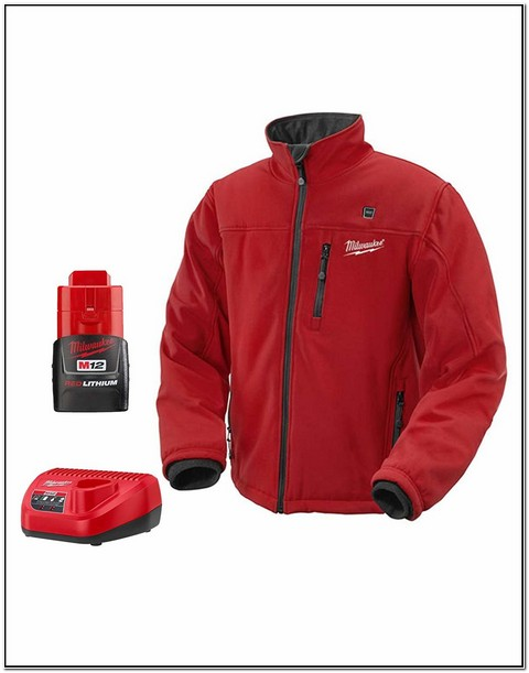 Milwaukee Heated Jacket Amazon.ca