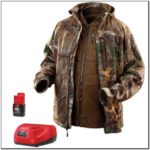 Milwaukee Heated Jacket Camo Xl