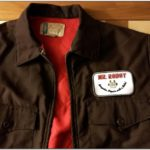 Mr Robot Jacket Logo