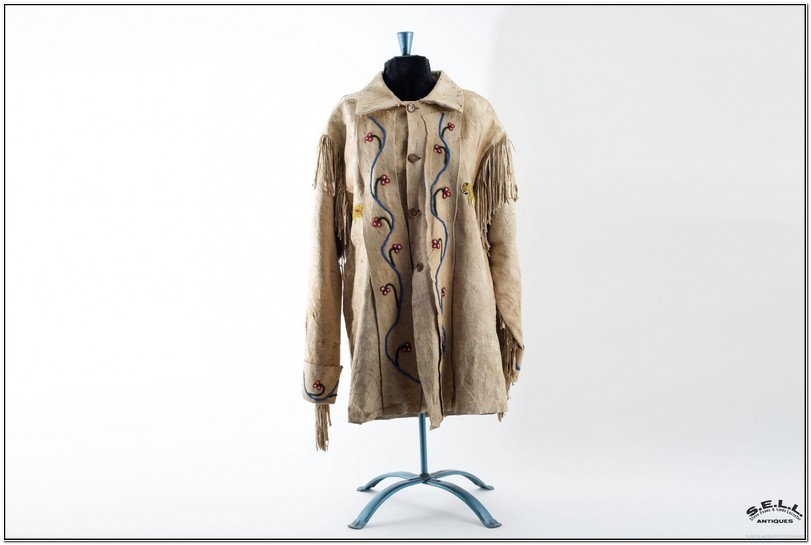 Native American Jackets For Sale