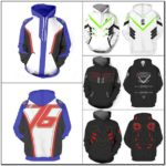 Overwatch Hooded Jacket Australia
