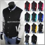 Plain Letterman Jackets Wholesale