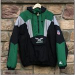 Starter Jackets 90s Pullover Eagles