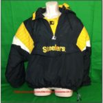Steelers Starter Jacket 90s
