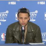 Stephen Curry Leather Jacket