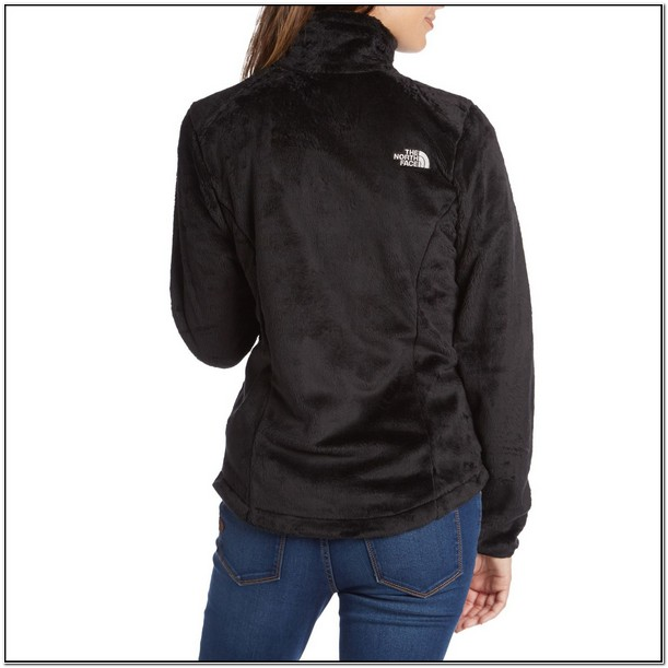 The North Face Osito Fleece Jacket Womens With Hood