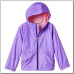 Toddler Girl Lightweight Rain Jacket