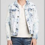 True Religion Mens Jacket Slim Jean