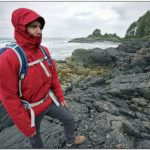 Ultralight Rain Jacket For Backpacking