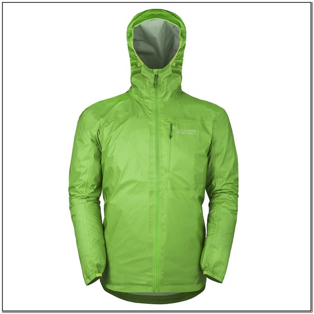 Ultralight Rain Jacket Mens
