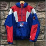 Vintage Starter Pullover Jackets For Sale