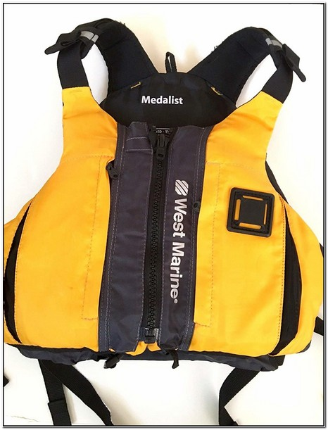 West Marine Medalist Life Jacket