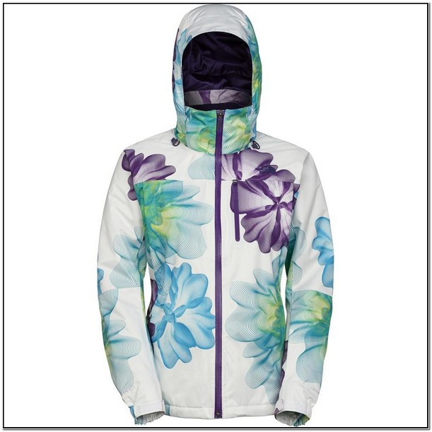 Womens North Face Ski Jacket Sale